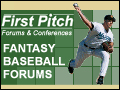 First Pitch Forums